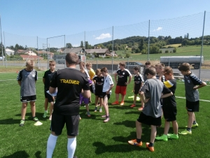 D-Jugend Trainingslager in Gnas
