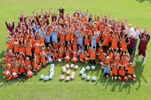Junior Soccer Camp 2015